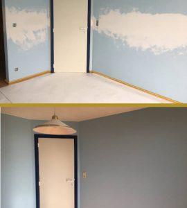 Kinderkamer laten verven schilderen Hoeselt Kortessem