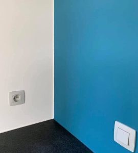 Huis binnen laten schilderen resultaat