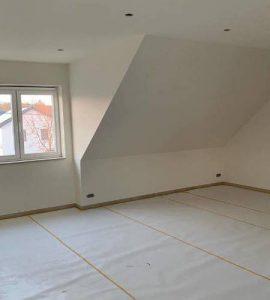 Interieur laten schilderen Dilsen Stokkem na