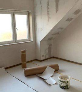 Interieur laten schilderen Dilsen Stokkem voor