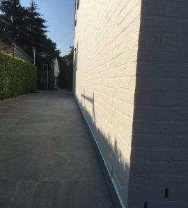 Prijs gevel huis laten schilderen regio Mechelen voor
